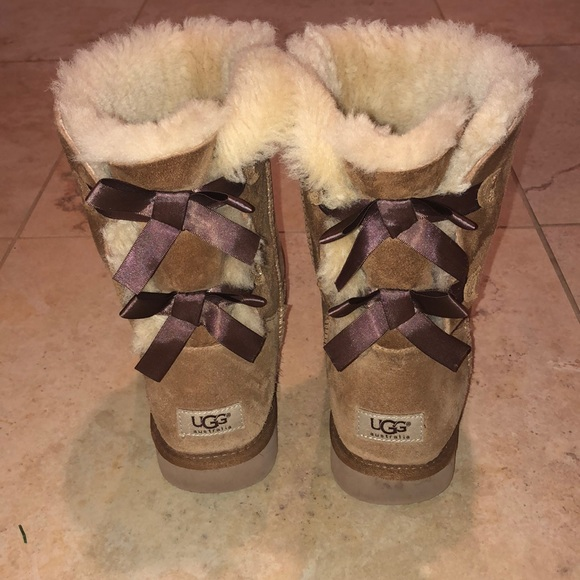 5416bac4ca4 🎯 🎯🎯Cyber Monday Sale Ugg Bailey Bow Boots